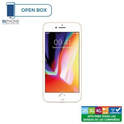 Celular Iphone 8 64 GB open box dorado