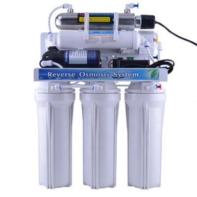 Purificador de agua osmosis inversa con llave