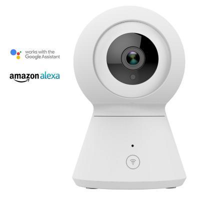 Cámara Wifi 1080p Mecanica N. Vision Habla/Escucha