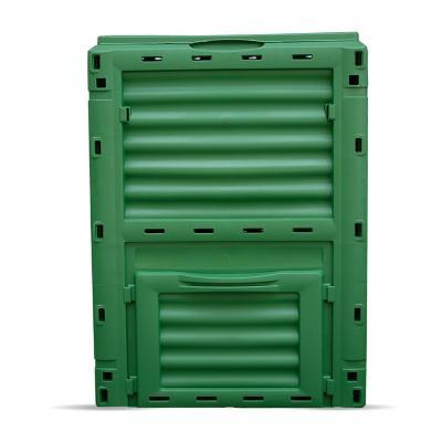 Compostera Domiciliaria plástico 83x61x15 cm verde