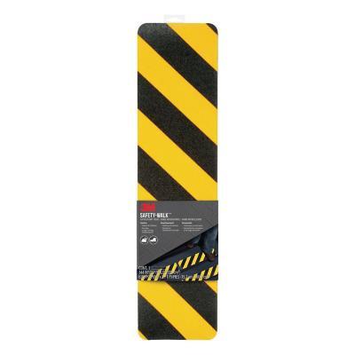 Banda antideslizante 15,2x60,9 cm amarillo-negro