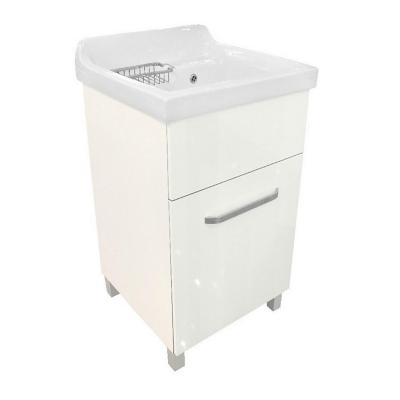 Mueble lavarropas loza 48x52x79 cm