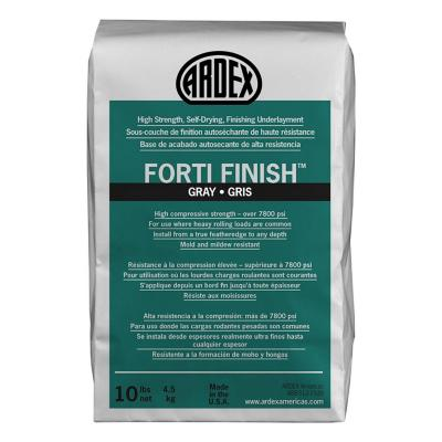 Microcemento Ardex Forti Finish gris 4,5 kg