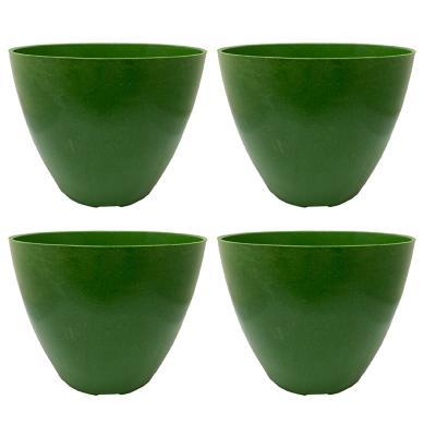 Set 4 Maceteros Biodegradables Actual 4 musgo