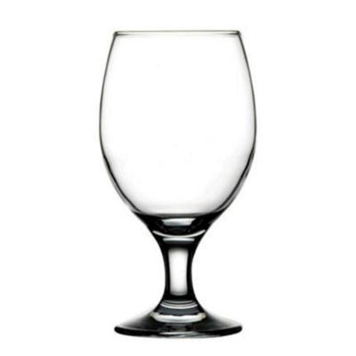 Set 24 copas vidrio beer bistro 400cc