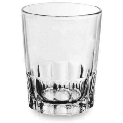 Set 12 vasos vidrio soda 150cc