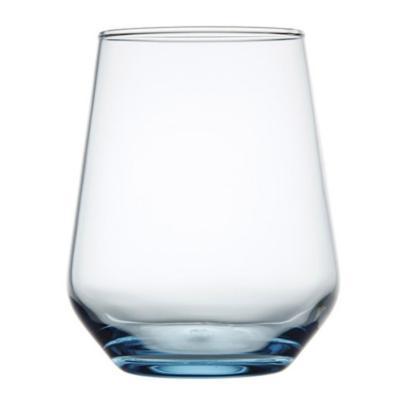 Set 12 vaso vidrio bajo 425ml