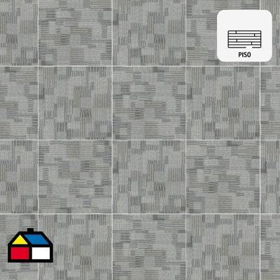 Piso Vinílico 46x46 cm Office 5,01 m2