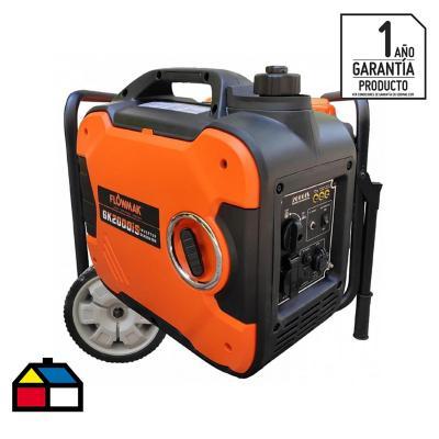 Generador eléctrico a gasolina 1800W