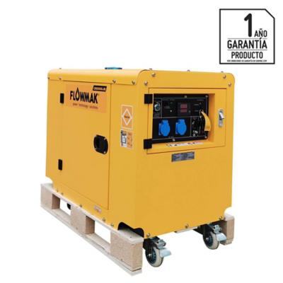 Generador Diesel 5KW 220V ATS