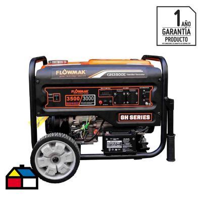 Generador Eléctrico a Gasolina 3300W