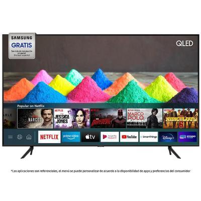 """Qled 50"""" Q60TAGXZS Ultra HD Smart TV"""