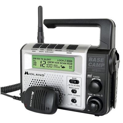 Radio Base GMRS/FRS Multifunción