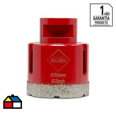 Broca diamantada para cerámica y porcelanato 50 mm