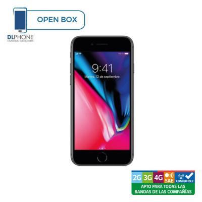 Celular iPhone 8 64GB Negro Open Box