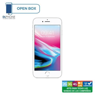 Celular iPhone 8 64GB Blanco Open Box