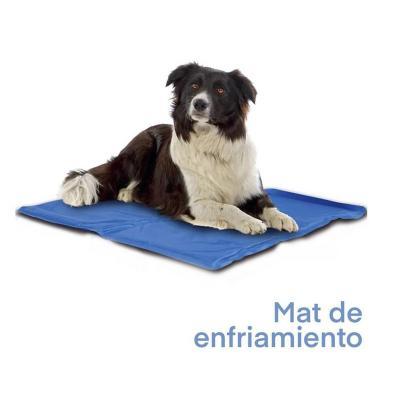 Alfombra de enfriamiento para mascota 90 x 50 cm