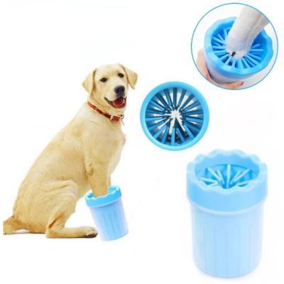 Limpiador para patitas de mascota mediana