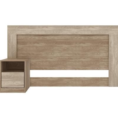 Set respaldo 1,5 plazas 129x30x100 cm
