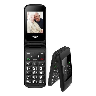 Teléfono Móvil Senior 3G Tipo Almeja
