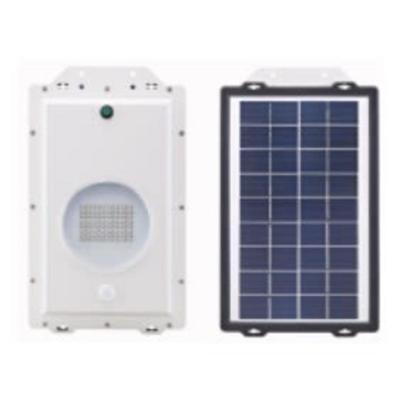 Luminaria solar led 900 lúmenes 9W para alumbrado