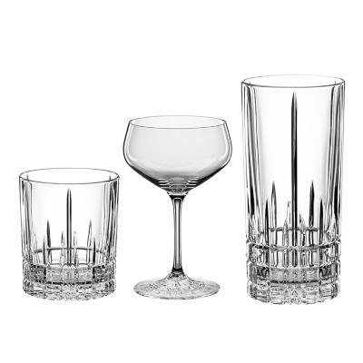 Set 3 vasos bar Perfect Serve Masterclass
