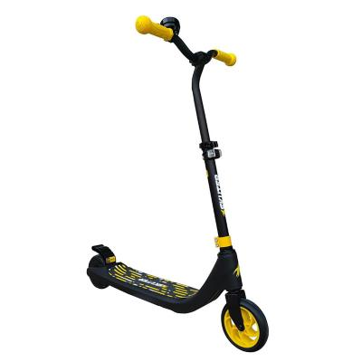 Scooter eléctrico faro altura ajustable amarillo
