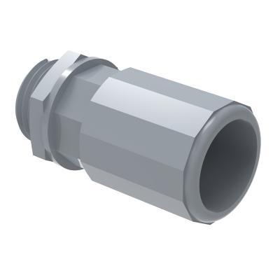 Conector recto lh 25 mm