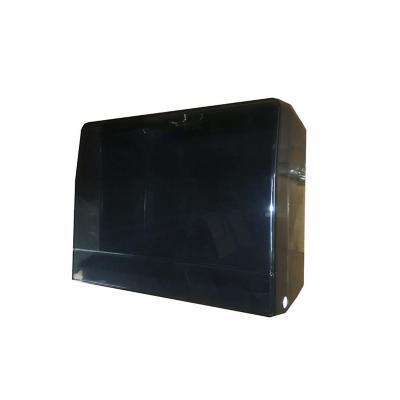 Dispensador Toalla Interfoliada negro