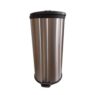 Papelero Acero Inoxidable 12 litros