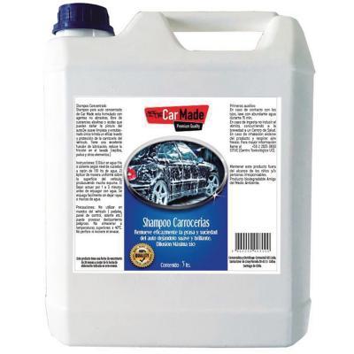 Shampoo Concentrado para Carrocerías 5 lt