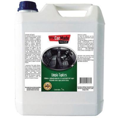 Shampoo Tapices de Auto 5 lt