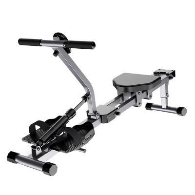 Máquina bogadora remadora fitness acero