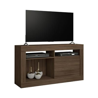 "Rack TV 50"" Café MDP 69x122x37 cm"