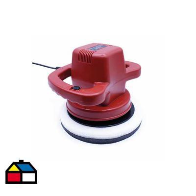 Pulidor de Autos Orbital 10 pulgadas - Rojo