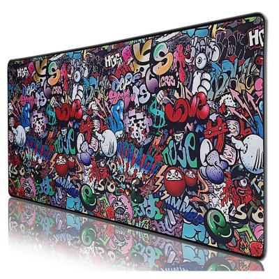 Mouse Pad 80x30 cm Diseño Graffiti