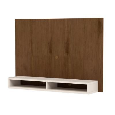 """Panel TV 55"""" 150x105x30 cm café"""