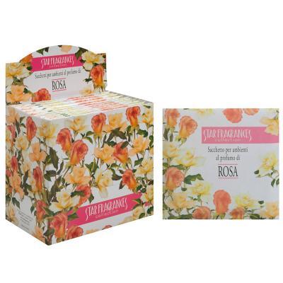 12 Sachet de aroma rosas para ambiente