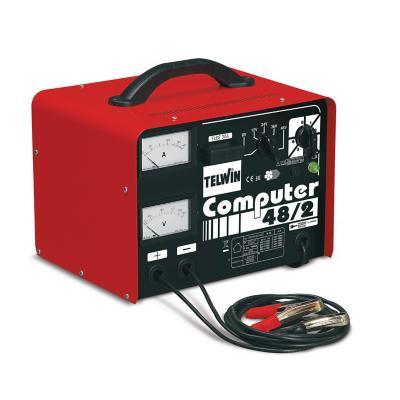 Cargador de batería 6/48V 27 A