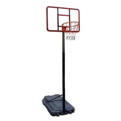 Pedestal Basquetbol Profesional acero base plana