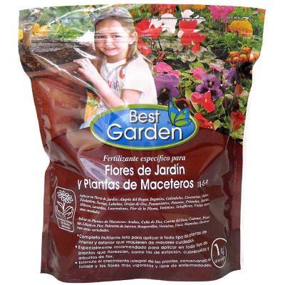 Fertilizante para plantas y flores 1 kg bolsa