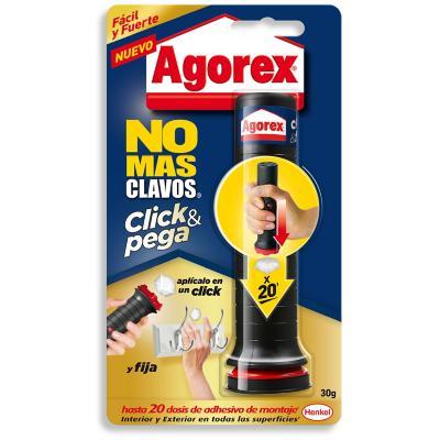 Agorex click y pega 300ml