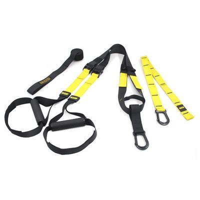Kit entrenamiento bandas de suspensión amarillo