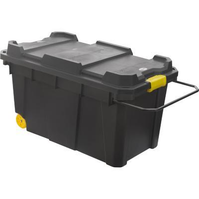 Caja explorer 150 litros 45x52x89,5 cm negra
