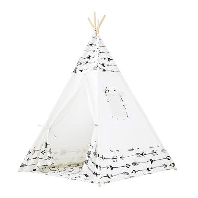 Carpa tipi niños Arrows 120x120x160 cm