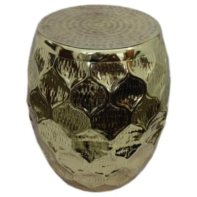 Piso Jodhpur Dorado 35x35x39 cm dorado