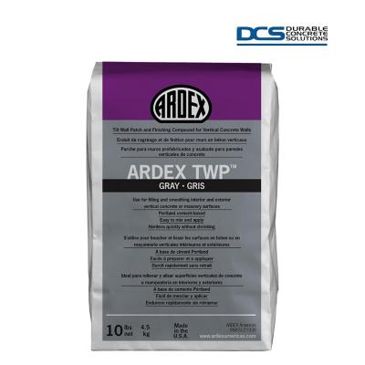 Microcemento Ardex TWP gris 4,5 kg