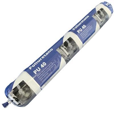 Sellador de poliuretano DCS PU 40 Gris 600 ml