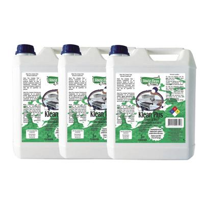 Set 3 Amonio Cuaternario de 5 litros