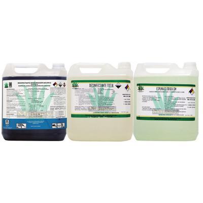 Pack Desinfectante + Desengrasante Full Hogar